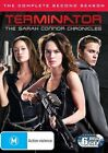 Terminator - The Sarah Connor Chronicles : Season 2 (DVD, 2009, 6-Disc Set)