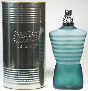 Jean Paul Gaultier Le Male EDT 200 ml Eau de Toilette Spray NEU MAXI XXL NEU