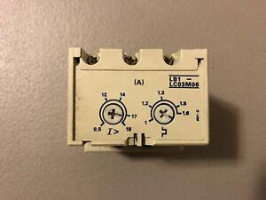 NEW-NO-BOX-TELEMECANIQUE-PROTECTION-MODULE-LB1LC03M06
