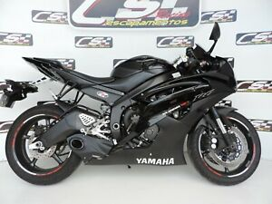 Details about Yamaha R6 2006-16 Full exhaust + Muffler + dB Killer CS  Racing - Click for Video