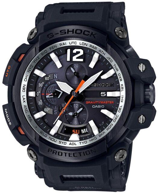 CASIO 2017 G-SHOCK Gravity Master GPW-2000-1AJF Bluetooth GPS Men's Watch New