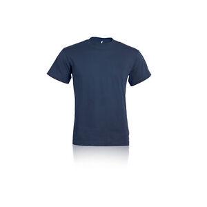 Maglietta Uomo Unisex Maniche T Shirt Donna Colorata Corte Tshirt srdtQh
