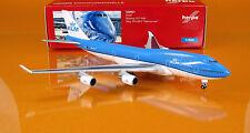 """Herpa Wings 529921  KLM Boeing 747-400 """"Vancouver"""" Reg.: """" PH-BFV"""" Scale 1/500"""