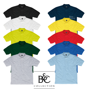 21c5a8305 SG CHILDREN S POLO SHIRT 100% SOFT COTTON PIQUE PLAIN COLOURS BOYS ...