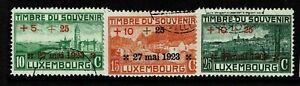 Luxembourg-Sc-B4-B6-utilise-Charniere-REM-B4-tres-SM-peu-profonds-charniere-Thin-S6584
