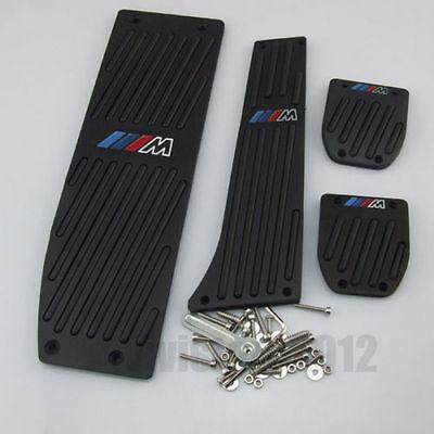 MT Pédales Pédalier Repose pied boite Pr BMW M tech E84 E87 E90 E91 E92 E93 M3
