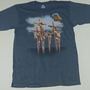 622cbc4bf62 Monty Python Life of Brian Liquid Blue Men s T-Shirt NEW 2XL