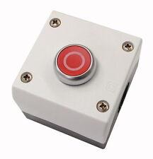 Gehäuse mit Taster, EATON Moeller 216521, AUS, P67, aP, einfach Drucktaster