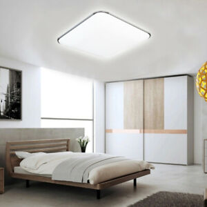 Details zu 36W LED Deckenleuchte Deckenlampe Wohnzimmer Panel Lampe  Küchenleuchte Kaltweiß