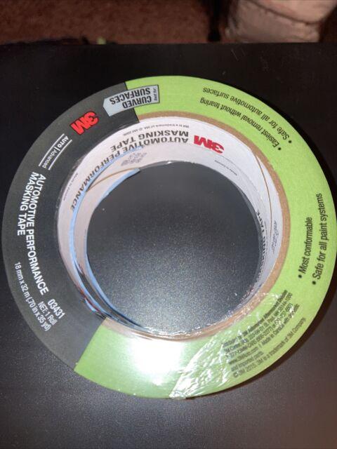 03431 3M Automotive Performance Masking Tape 18 mm x 32 m