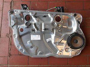 Door-panel-Window-lift-plate-front-left-4-5-6Q4837755-VW-Polo-9N-Built-01-08