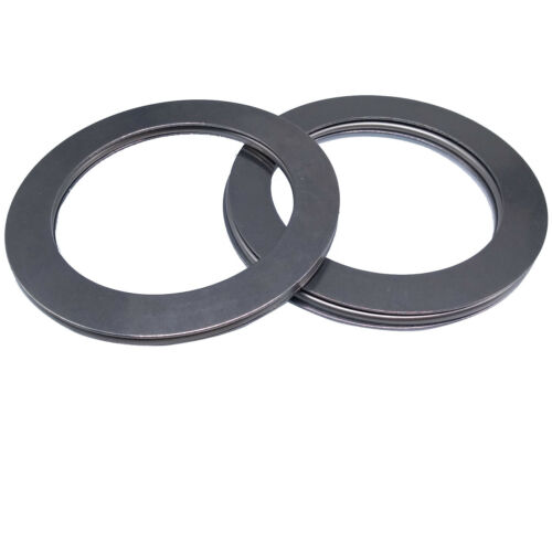 US Stock 2pc AXK6590 Thrust Needle Roller Bearing With Two Washers 65 x 90 x 3mm