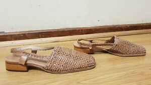 RUSSELL-amp-BROMLEY-BOND-STREET-LONDON-SHOES-SLIM-SIZE-UK4-5-EU37-MADE-IN-ITALY