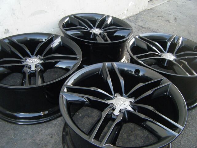 Oem Original 19 Audi A5 S5 Wheel Factory Stock 58828 Ebay
