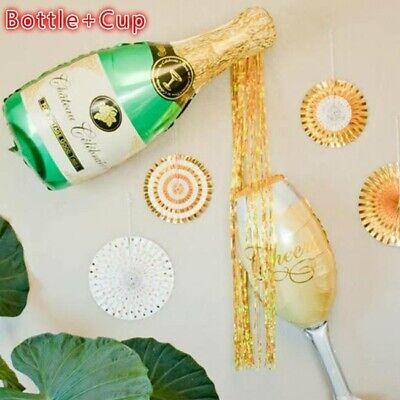 Champagne Cup Beer Bottle Aluminum Foil Party.J Bachelorette Kids Decorations