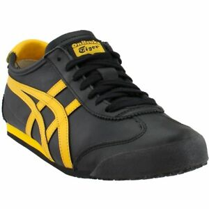 pretty nice 39714 54a13 Details about ASICS Onitsuka Tiger Mexico 66 Athletic Shoes - Black - Mens