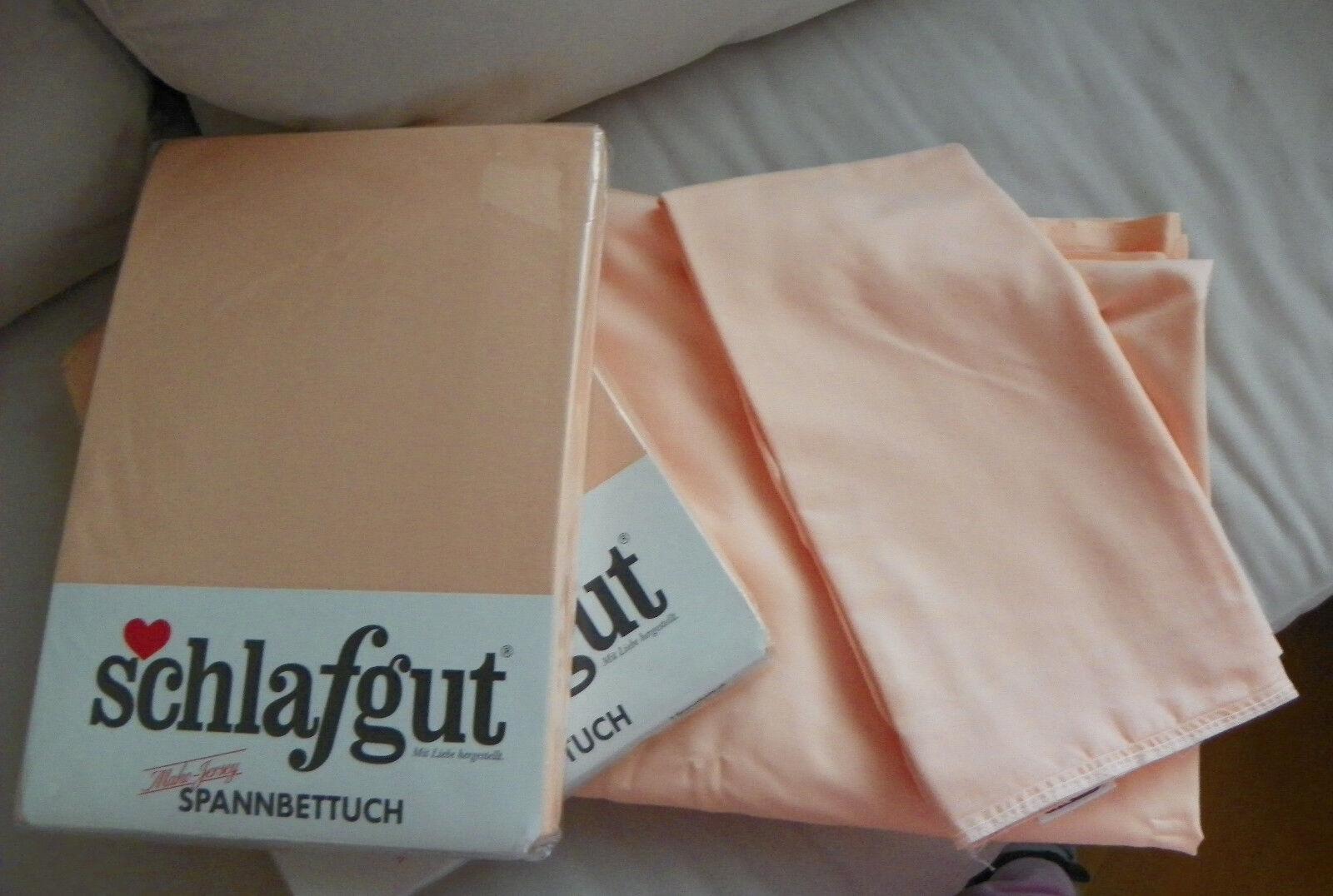 Neue Bettwäsche Firma EXQUISIT 6 teilig - für zwei Betten mit Spannbetttüchen   Meistverkaufte weltweit