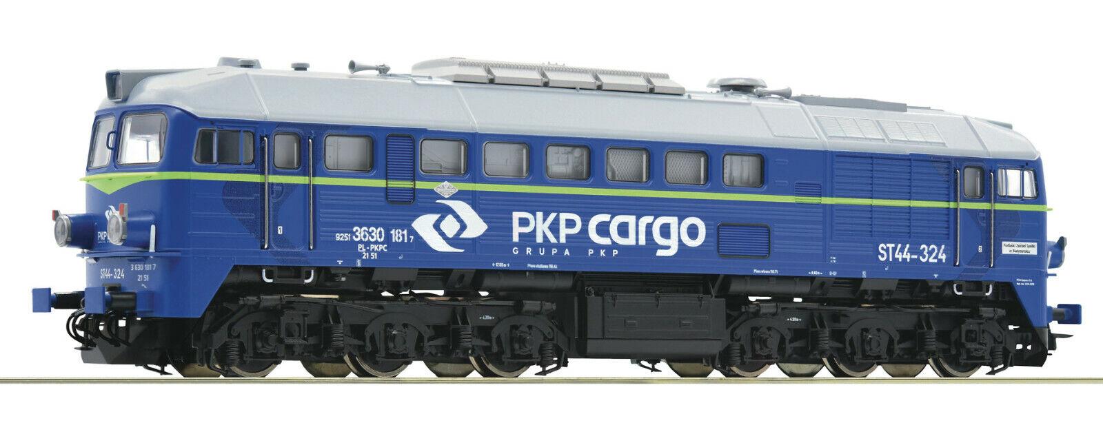 Roco ho 73779-diesel locomotora st44, PKP, digital Henning-Sound, novedad 2019