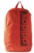 Adidas Linear Performance Backpack Sports School Bag Rucksack Training  Travel 97cffe825e9c5