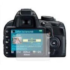 6 X Pellicola Protettiva Schermo per Nikon d3100 Digital SLR