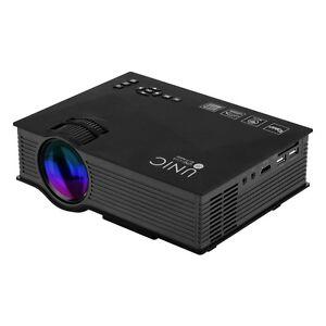 2016 Edition UC46 mini full hd LED Wifi Projector 1200 lumi HDMI Airplay DLAN DR
