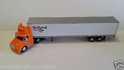 Tonkin Replicas 1:64 scale: Holland Volvo w/ 53' dry van..ONLY 1 LEFT!!!