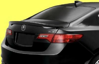 Fits 09-16 OE Style Painted Spoiler Wing Crystal Black Pearl Clearcoat NH-731P