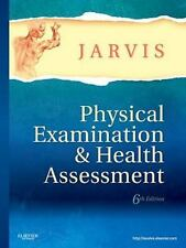 Physical Examination and Health Assessment, 6th Edition by Carolyn Jarvis