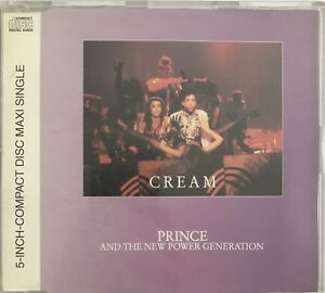 PRINCE-AND-THE-NEW-POWER-GENERATION-CREAM-CD-MAXI