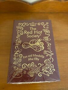 Easton Press RED HAT SOCIETY by Sue Ellen Cooper SIGNED / SEALED EDITION