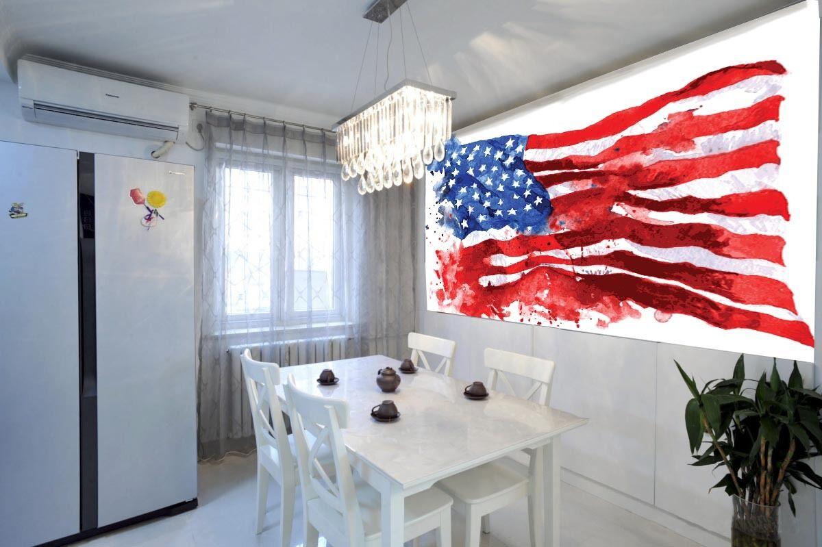 3D Painted Banner Wall Paper Wall Print Decal Wall AJ WALLPAPER CA