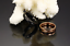 2-Anello-Coppia-Fedi-Fede-Fedine-Fidanzamento-Nuziali-Oro-Cuore-Cristallo miniatura 4