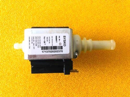 Original Wasserpumpe Sysko mit O.Ring Nivona HP4.V03  für Jura- Melitta SAP