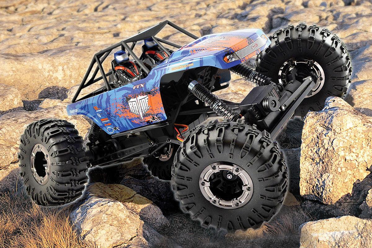 FTX RAVINE 1 10 M.O.A 4x4 Rock Crawler juicio RTR RC Coche Con Batería Y Cargador