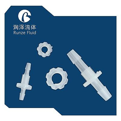 50-pk T-016 High Quality Barbed Plastic t Connector High Transparency on Sale