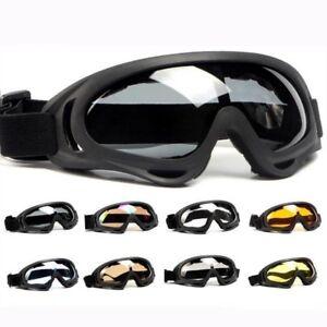 Adults Winter Snow Sports Goggles Ski Snowmobile Snowboard Skate Glasses Eyewear