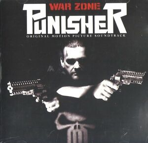 Soundtrack-Punisher-War-Zone-CD-NEW-Slayer-Slipknot