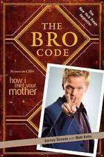 The Bro Code by Barney Stinson (2008, Paperback)