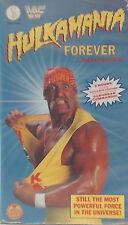 WWF  Hulk Hogan Hulkamania Forever 1990 ORIG VHS WWE Wrestling (Silvervision)