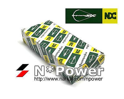 NDC CONROD BIG END BEARING SET STD FOR MAZDA F2 MX6 626 R2 RF B2200 E2200