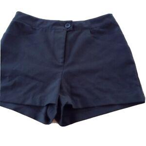 @ Charlotte Russe Women's Dress Shorts Black Size: 9 (BE) 050
