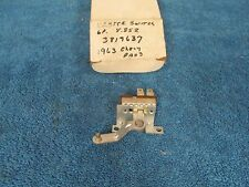 1964 CHEVY CHEVELLE WITH A/C 1963 IMPALA  HEATER A/C BLOWER SWITCH  NOS GM  915