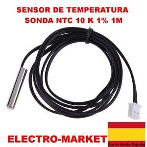 SENSOR-DE-TEMPERATURA-SONDA-NTC-10-K-1-3950-Sonda-Impermeable-1-m