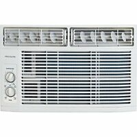 Frigidaire A/c 6000 Btu 2 Speed Rotary Window Air Conditioner Ffra0611r1