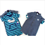 Carters-Baby-Boy-2-Pieces-Rompers-Bodysuits-Multi-Color-Blue-Whale-12M-24M-NEW thumbnail 6