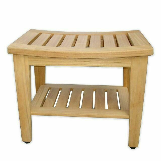 HAVEN Teak Seating and Storage Shower Bench for sale ...