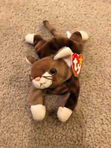 ba079f3bd50 1998 Vintage TY Beanie Babies Baby Plush Stuffed Animal Doll
