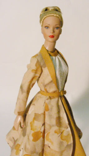 Fall Doll Clothes Sewing Pattern for Tyler Fletcher Pattern Company Tonner