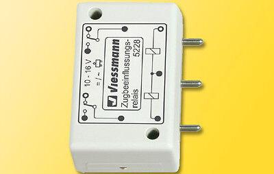 Sh viessmann 5228 zugbeeinflussung relais NEUF