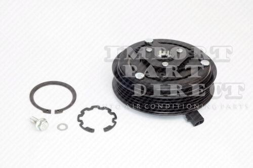 NEW A//C Compressor CLUTCH KIT for Fiat 500L 2014-2016 4-Door Sedan L Model ONLY